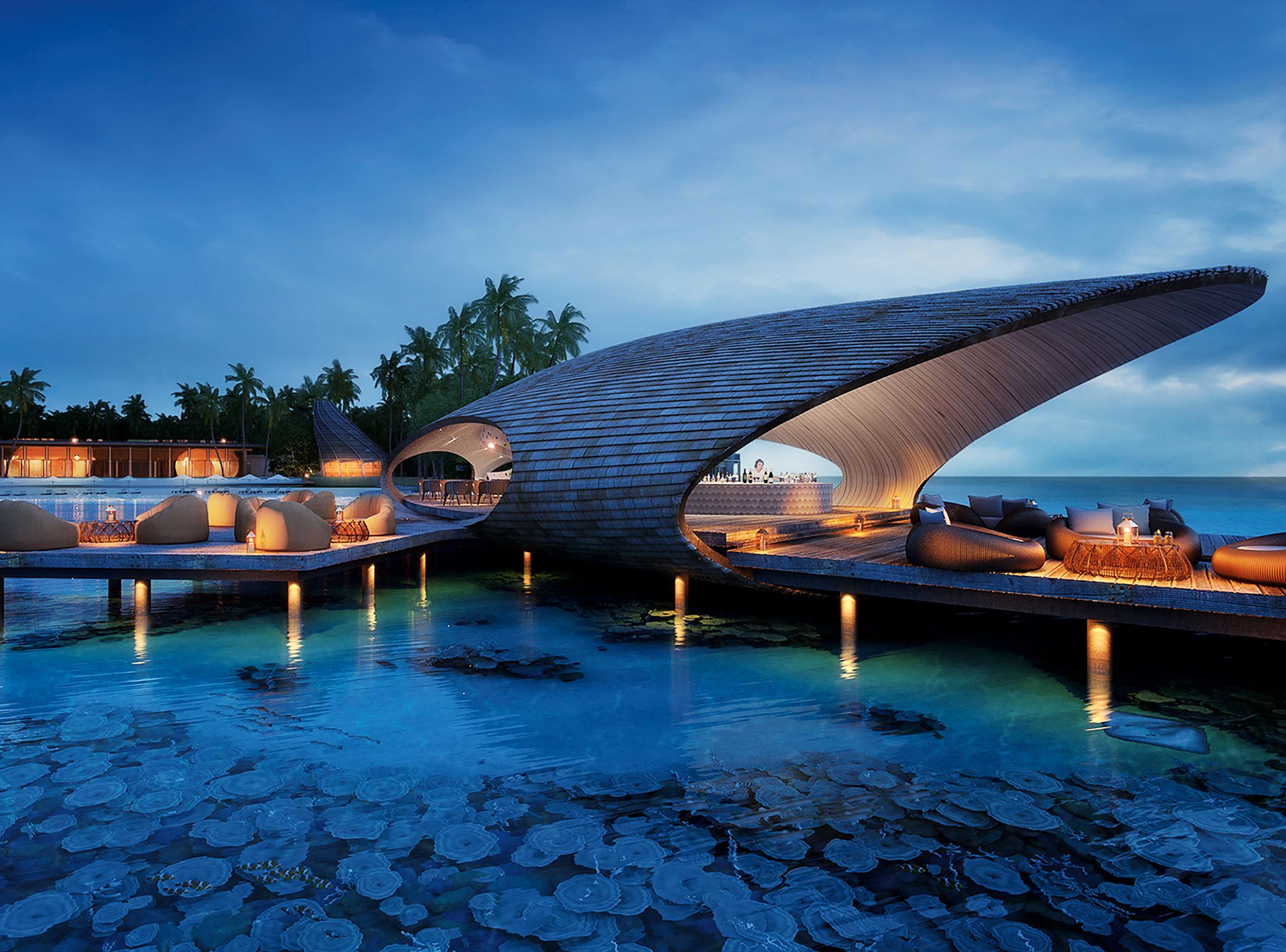 St Regis, Milaidhoo and Four Seasons offer luxury villas and a private islet