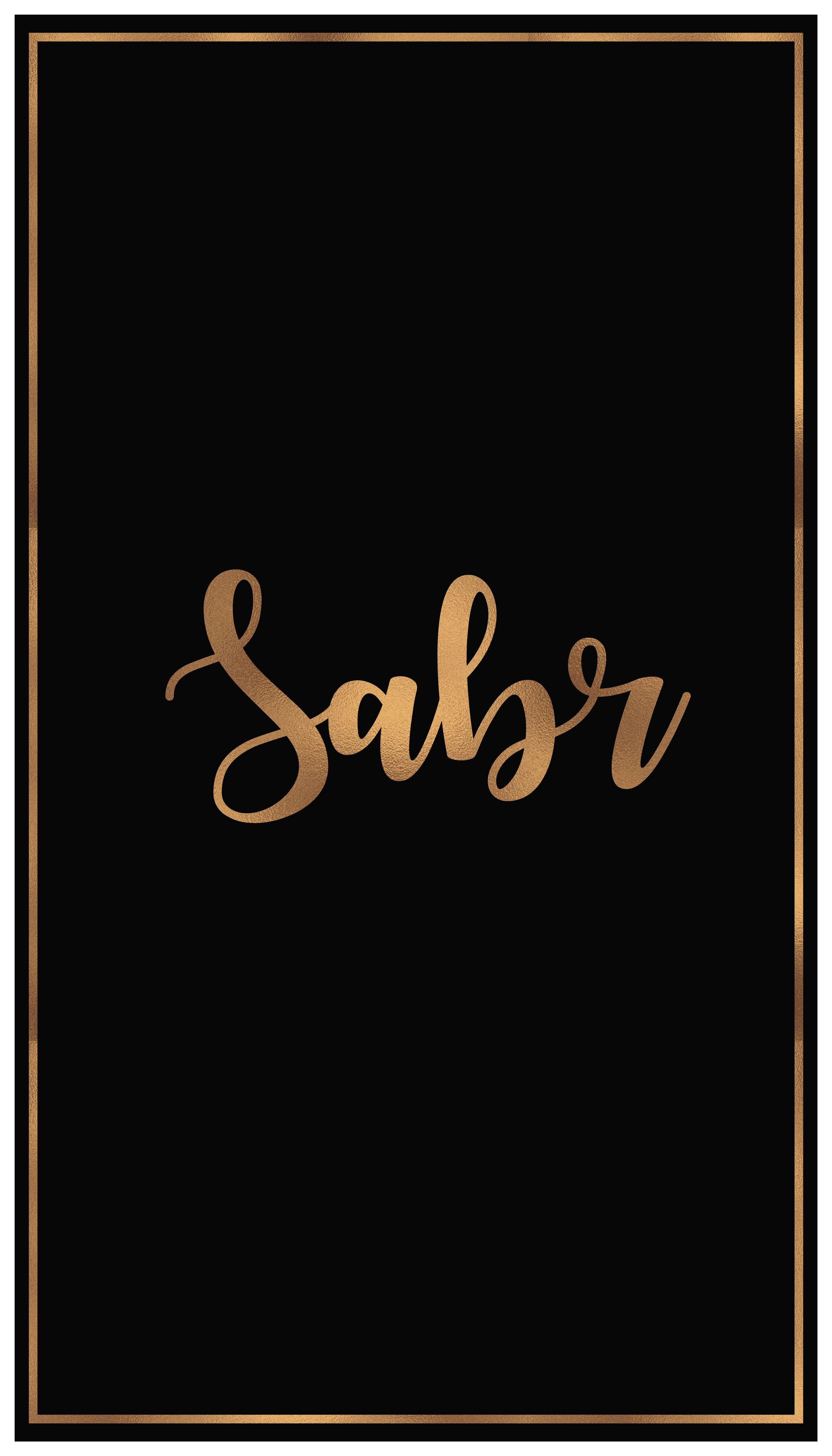 Sabr Iphone Wallpaper Hd Kutipan Wallpaper Seni Islamis Seni