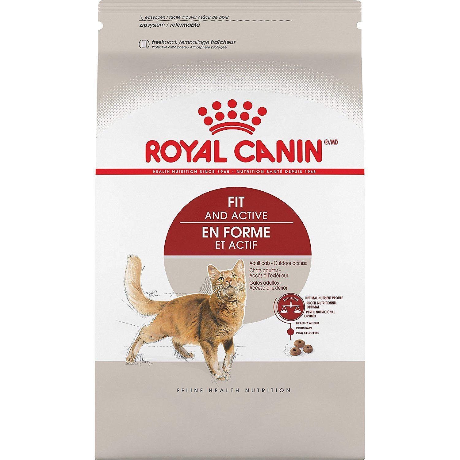 7 Pound Supports Immunity Function Cat Food Be Sure To Check Out This Awesome Product This Is An Affilia Feline Health Dry Cat Food Health And Nutrition
