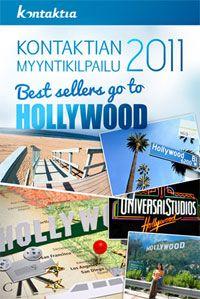 Huippumyyjiemme palkintomatka Hollywoodiin 2012
