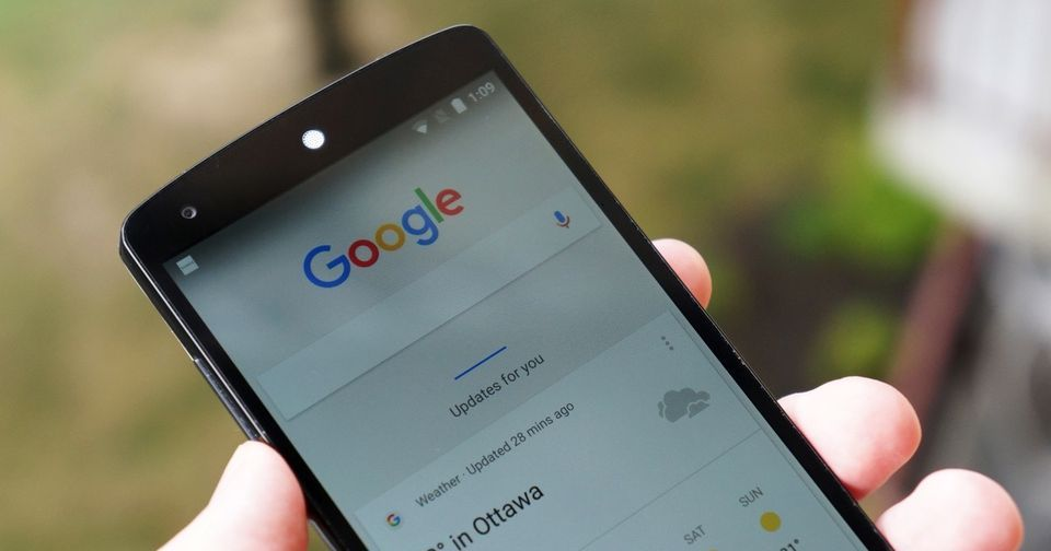 Google\'s mobile app answers your complex questions | Russia, Android ...