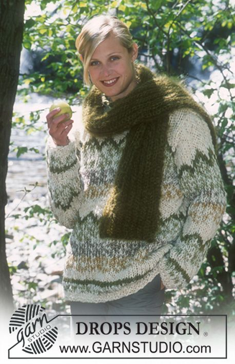 Free Pattern Knitting Sweaters Pinterest Knitting Sweaters