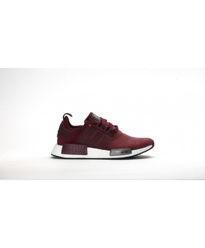 R1 Original 080Adidas W Maroon Black Nmd Friday Runner Boost dCxoBWre