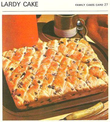 Lardy cake marguerite pattens recipe cards 1967 foodrecipes lardy cake marguerite pattens recipe cards 1967 retro foodvintage forumfinder Gallery