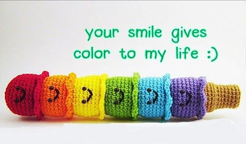 Colors In Your Life | Your Smile Gives Color To My Life ~ Love Quote