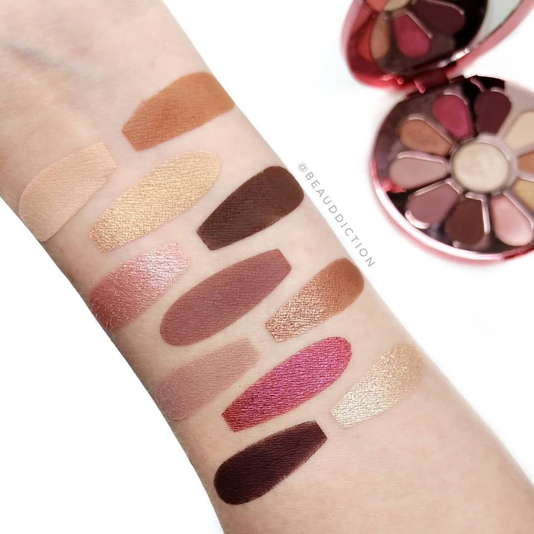 Limited Edition @tartecosmetics Love, Trust & Fairy Dust Palette | New  makeup trends, Makeup swatches, Colorful makeup