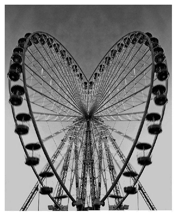 Ferris Wheel Heart