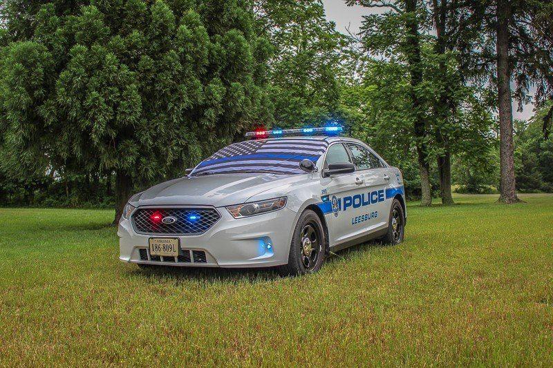 Leesburg Virginia Leesburg Police Department Ford Interceptor Sedan Vehicle Ford Police Police Cars Emergency Vehicles