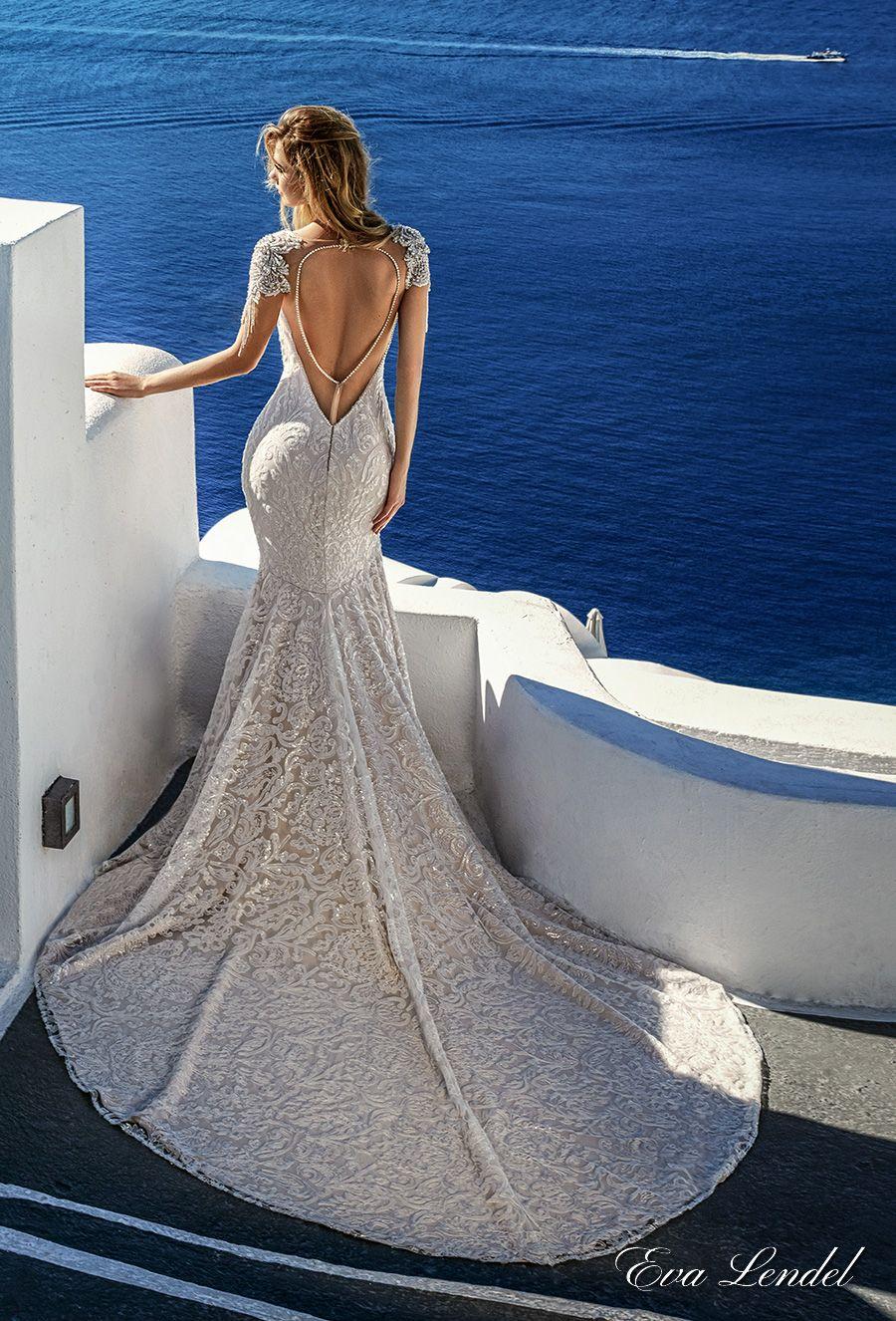 Eva lendel wedding dresses u ucsantoriniud bridal campaign