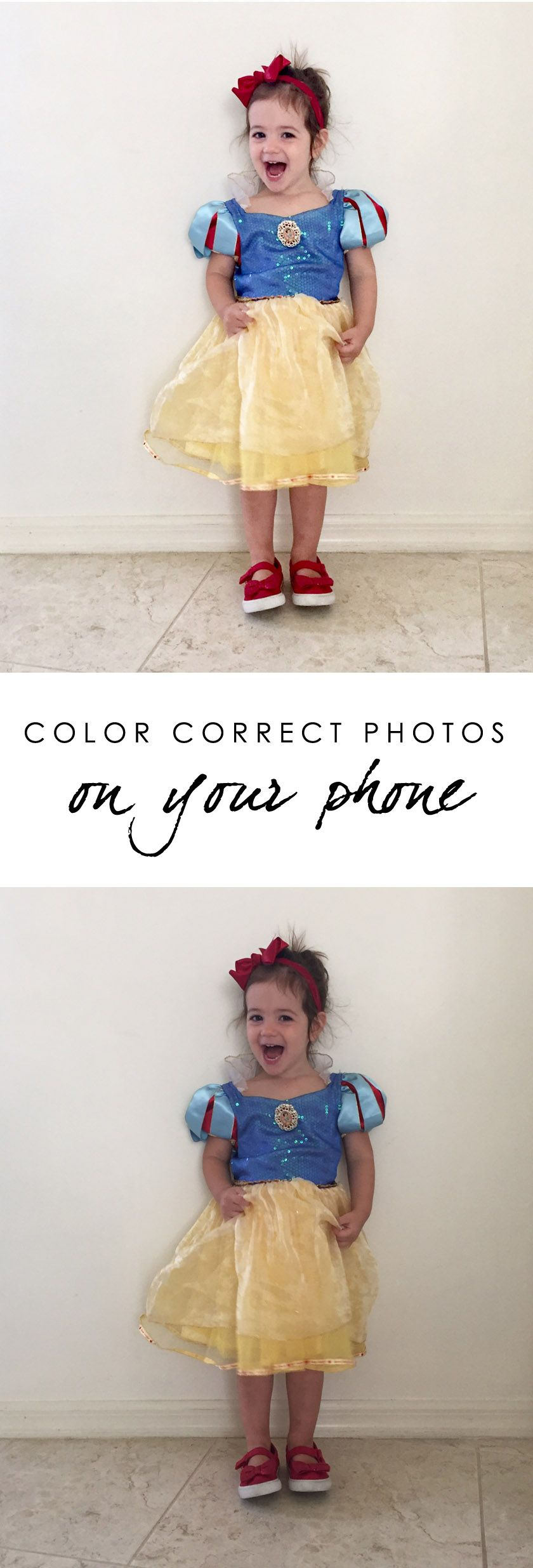 How to color correct photos on your iPhone Color