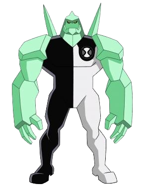Diamond Head Ben 10 Ben 10 Ultimate Alien Diamondhead