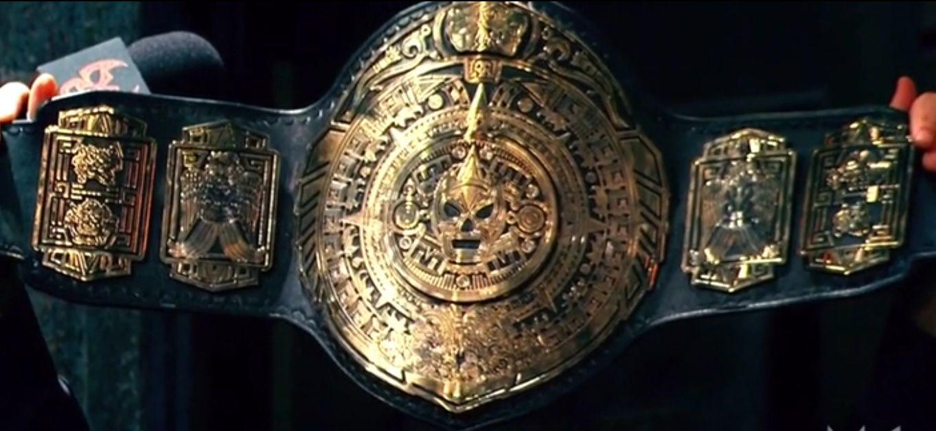 Image result for lucha underground championship belt