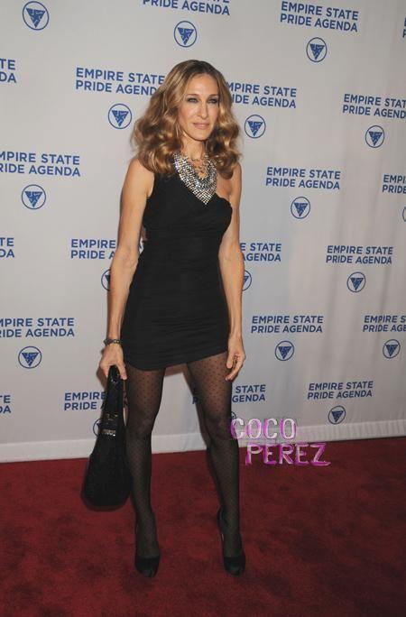 Sarah Jessica Parker In Black Dresses Google Search