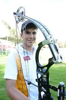 Rodolfo Gonzalez, logra su clasificación al Mundial de Tiro con Arco ~ Ags Sports