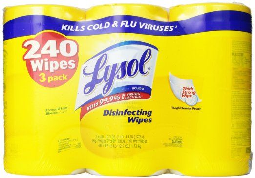 Lysol Disinfecting Wipes Value Pack Lemon And Lime Blossom 240 Count Disinfecting Wipes Lysol Disinfecting Wipes Lysol