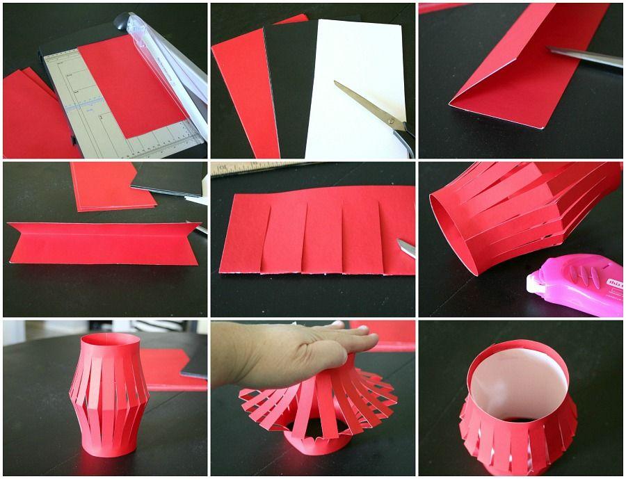 Chinese Paper Lanterns Chinese new year crafts, Chinese