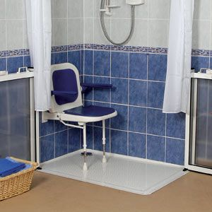 Handicap Shower Stalls #Showers >> Find more tips about choosing ...