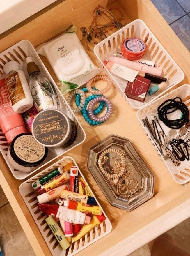 ✔ 55 bathroom storage for a small difficult bathroom 43 #girldorms
