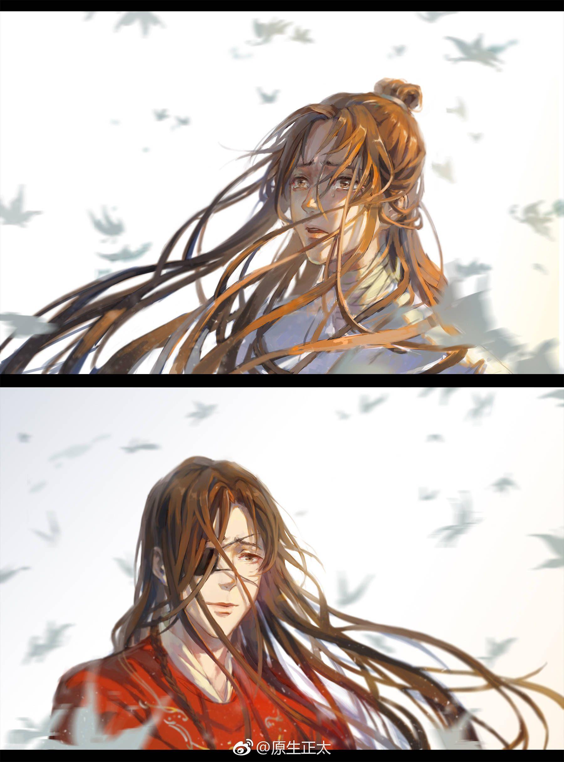 Pin de Silver Knight em Thiên Quan Tứ Phúc Manga anime