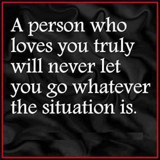 Never Give Up On True Love Quotes