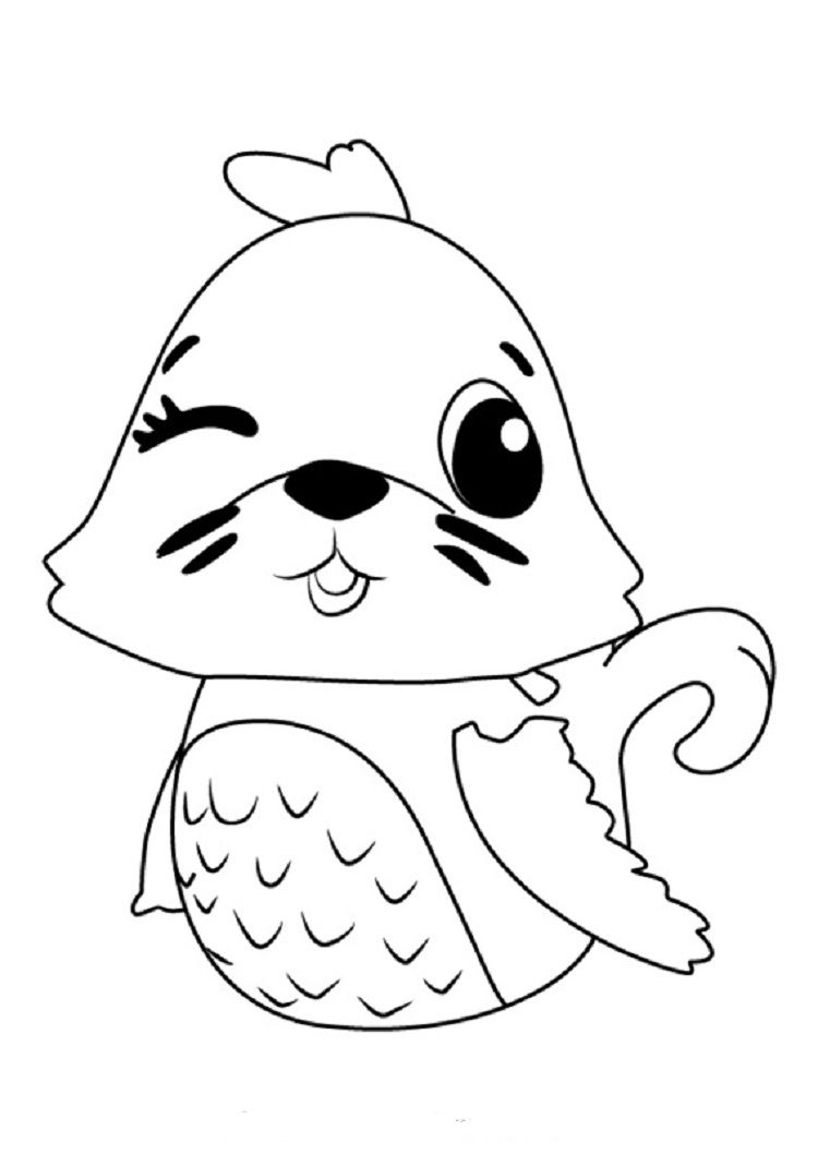 Hatchimals Polar Sealark Coloring Pages Dinosaur Coloring Pages Coloring Pages For Kids Birthday Coloring Pages