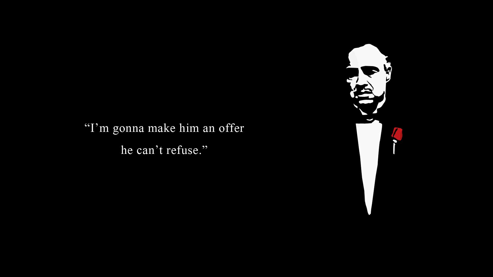 Famous Movie Quotes Million Photos Godfather Quotes Famous Movie Quotes Movie Quotes