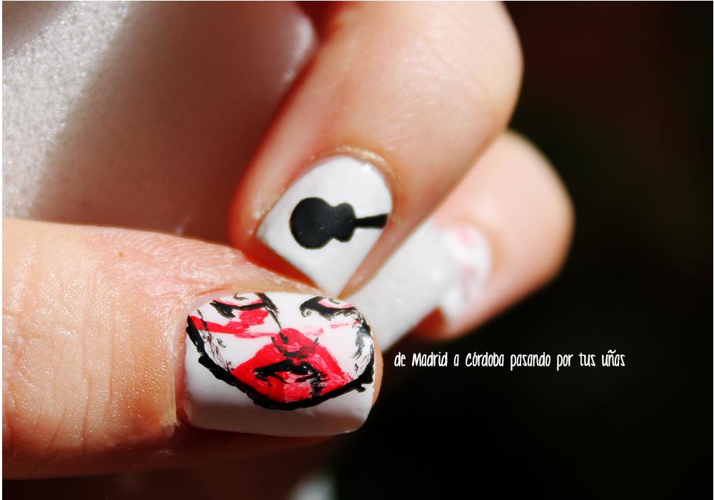Increíble My Chemical Romance Arte De Uñas Modelo - Ideas de Diseño ...