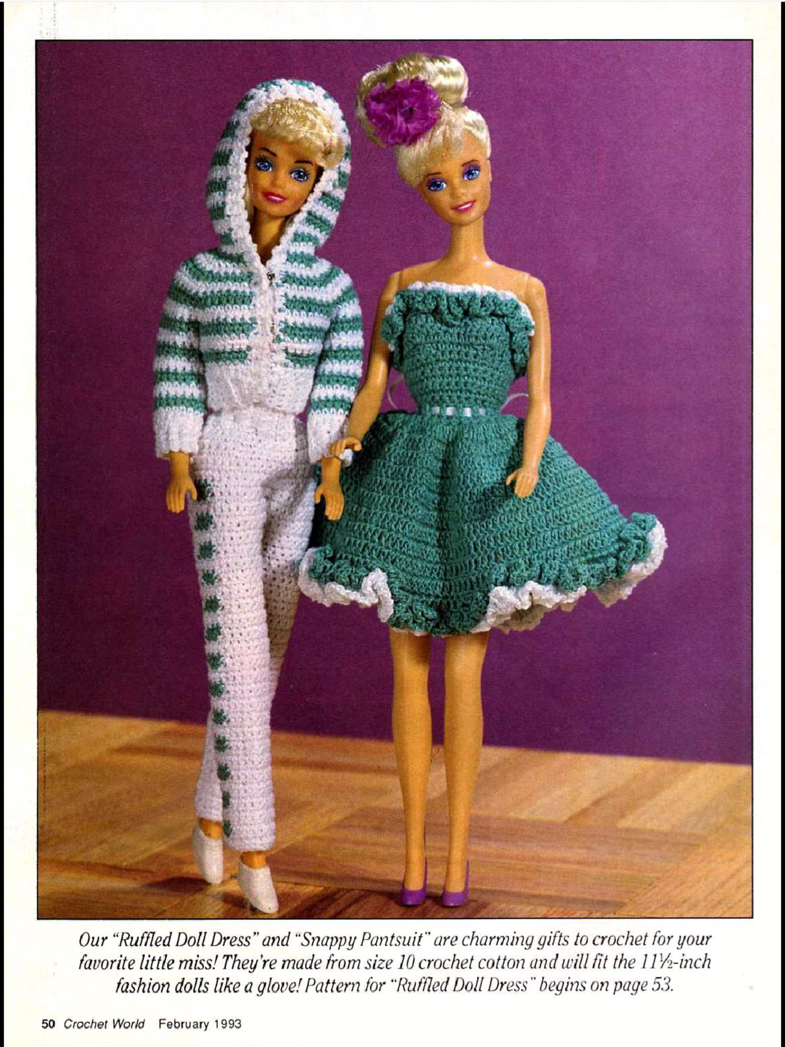 Pin by candy on barbie crochet world pinterest crochet and dolls barbie crochet patterns 2 d simonetti picasa web albums bankloansurffo Choice Image