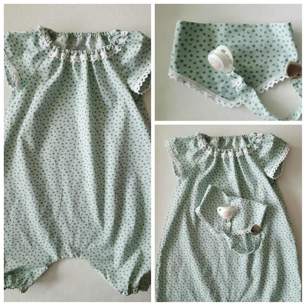Buksedress Baby