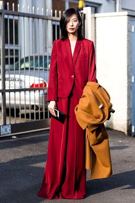 Milan Is Seriously Turning Up The Street Style Heat - Image 29