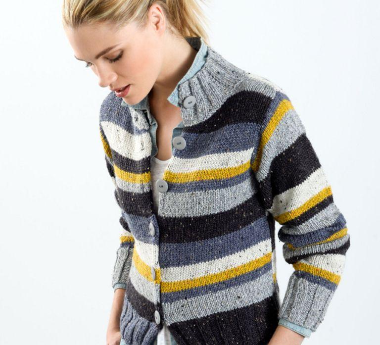 Modele tricot gilet sans manche femme gratuit