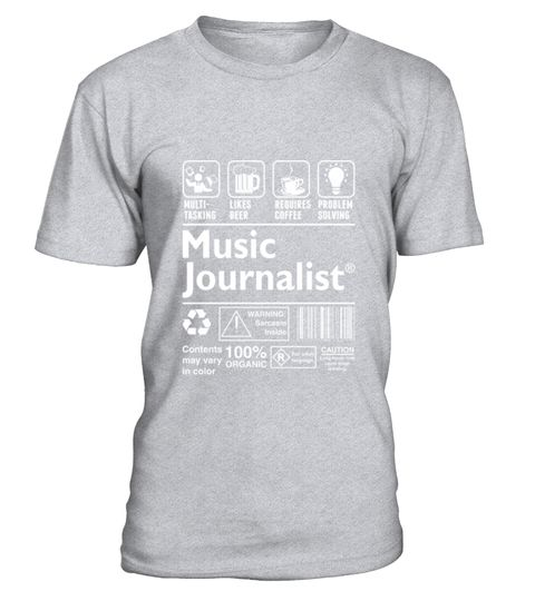 # Music Journalist Multitasking Beer Coffee Problem T-Shirt .  Music Journalist Multitasking Beer Coffee Problem T-Shirt  HOW TO ORDER: 1. Select the style and color you want: 2. Click Reserve it now 3. Select size and quantity 4. Enter shipping and billing information 5. Done! Simple as that! TIPS: Buy 2 or more to save shipping cost!  This is printable if you purchase only one piece. so dont worry, you will get yours.  Guaranteed safe and secure checkout via: Paypal | VISA | MASTERCARD