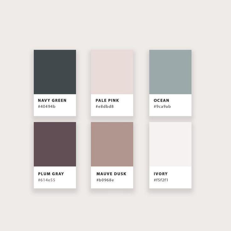 colors in 2020 | Website color palette, Colour pallete ...