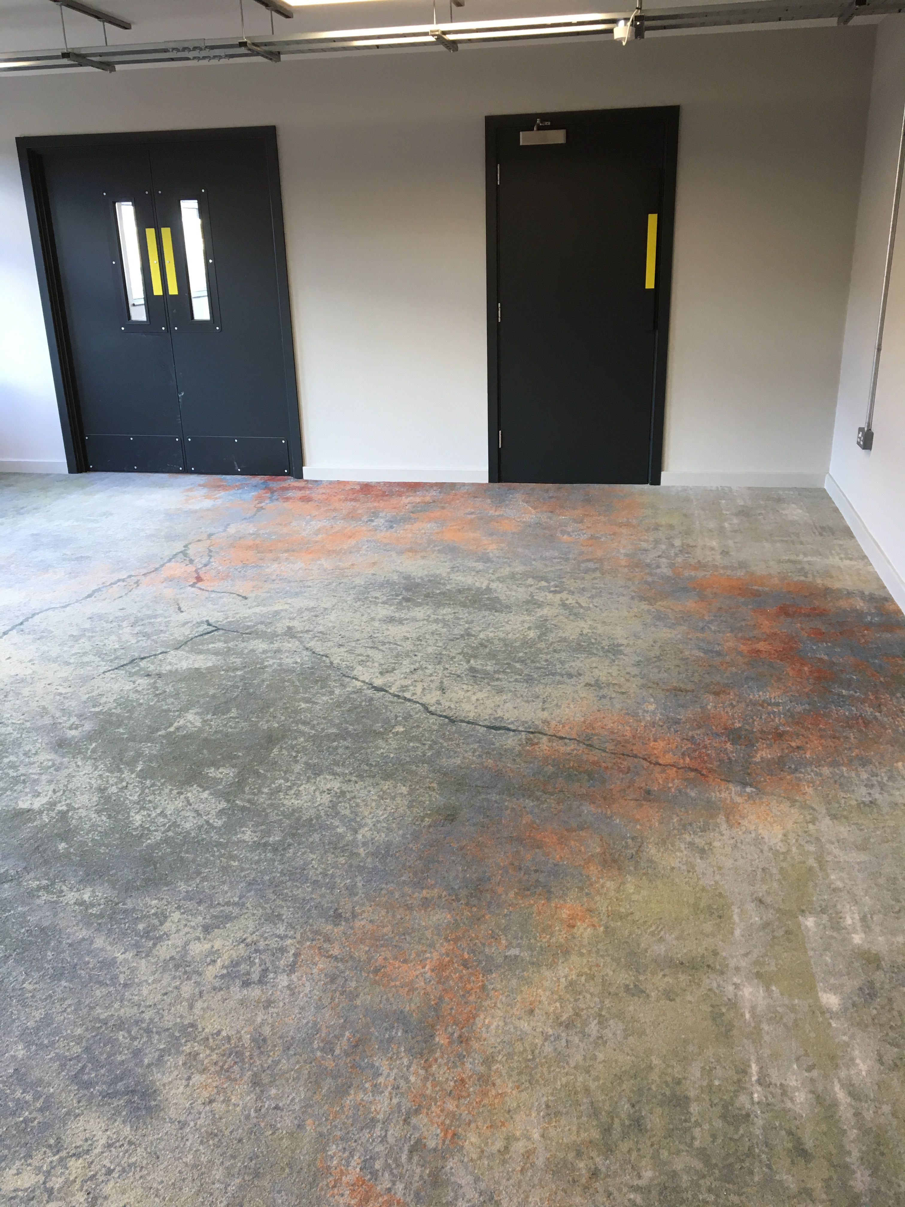 Ege carpet design for sheffield city office spaces for Moquette ege