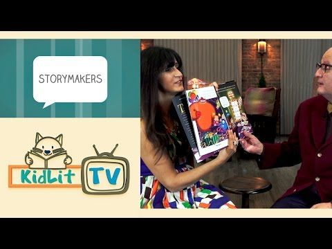 KidLit TV | StoryMakers with Author Tara Lazar joins Rocco Staino on KidLit TV's new talk show, StoryMakers! If you haven't heard about Tara Lazar's debut picture book, The Monstore, it is a children's book where a kid can go to a store and pick out any kind of monster that they want.