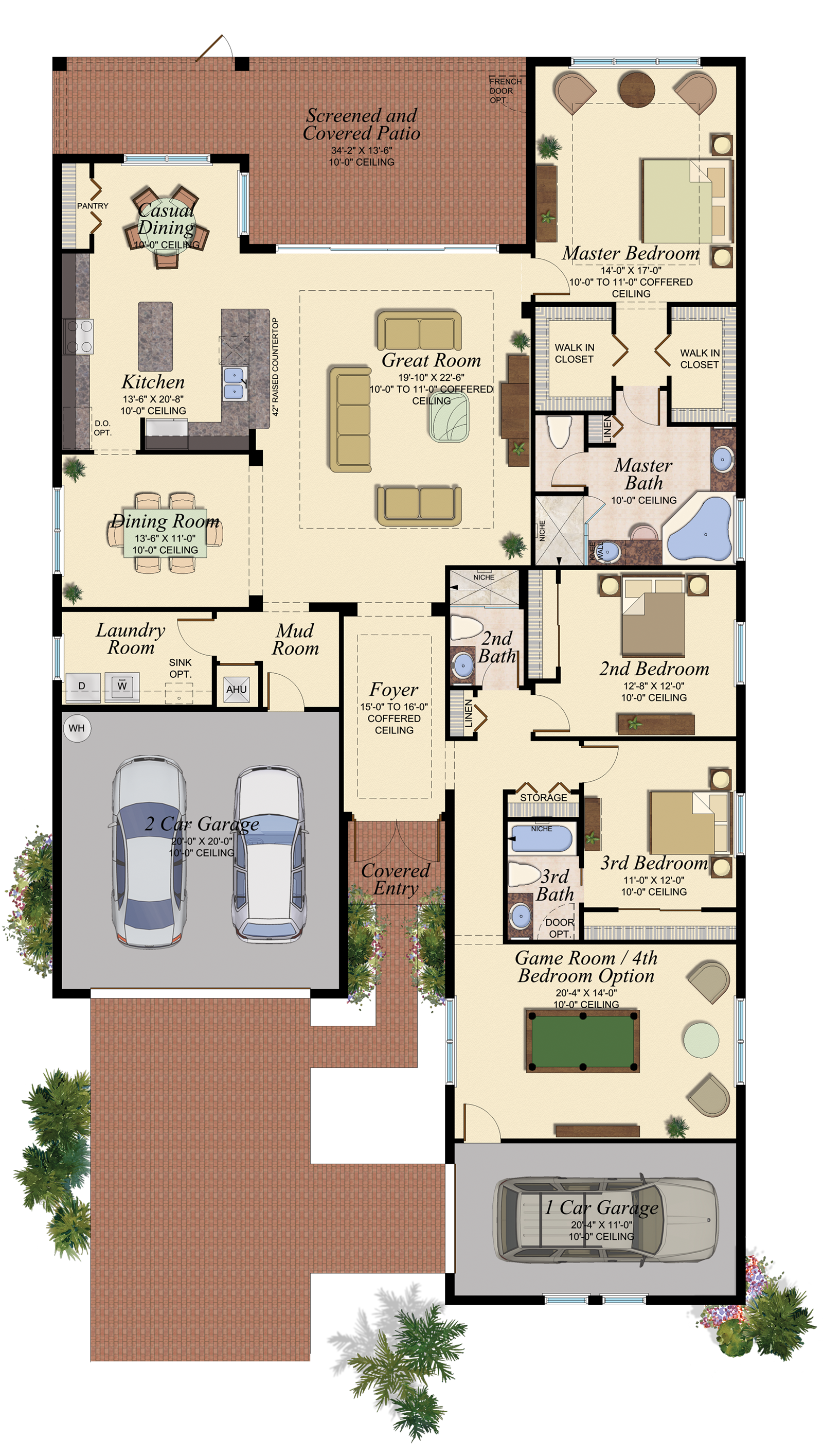Gl Homes House Layout Plans New House Plans Home Design Floor Plans