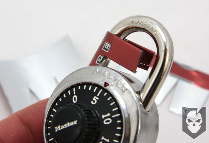 How To Open A Padlock With A Coke Can Survival Prepping Survival Emergency Prepping