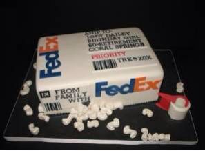 Shipping A Cake By Fedex