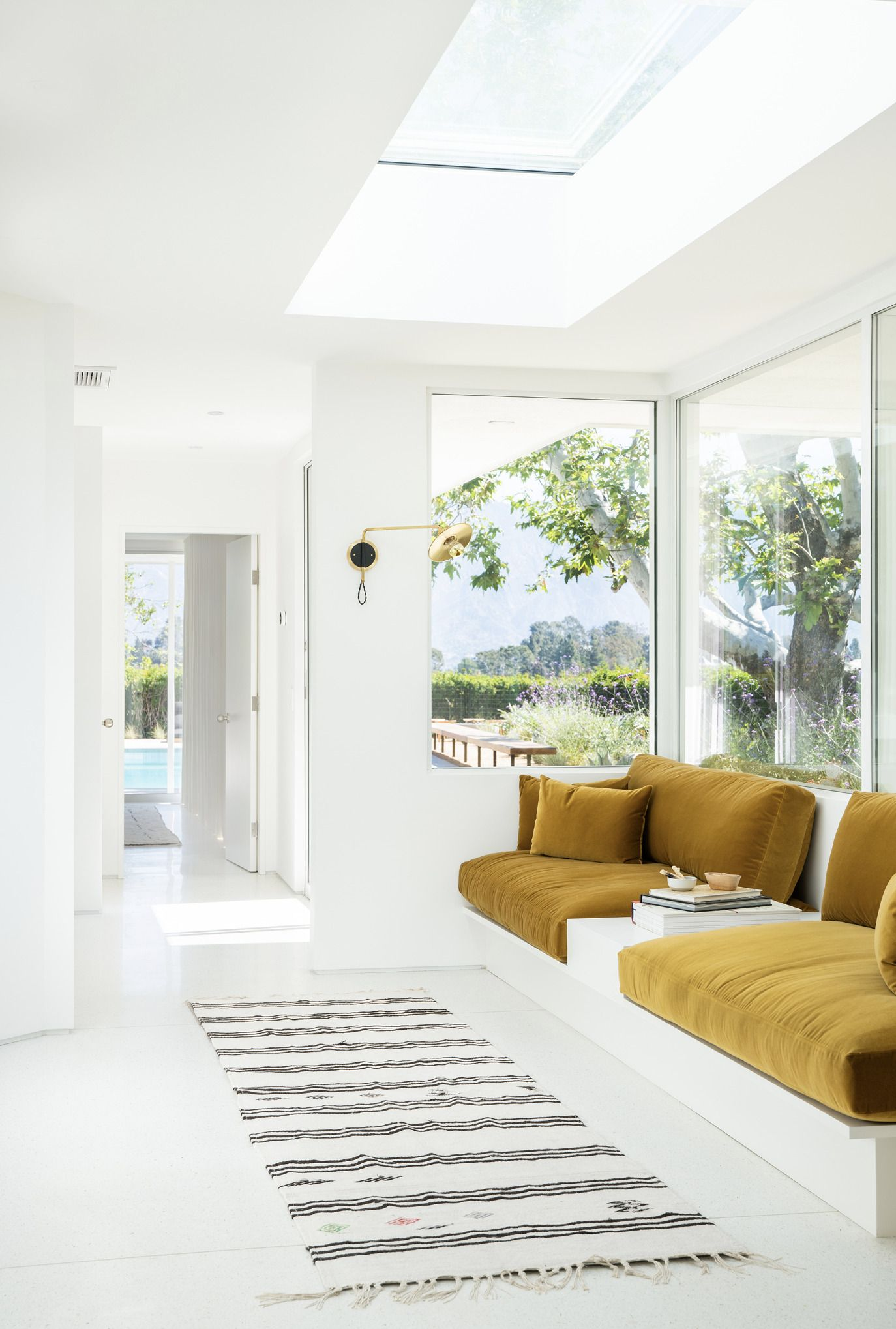 Mandy Moore S Mid Century Home House Home Magazine