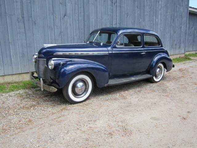 Pin On Chevrolet 1940 1947