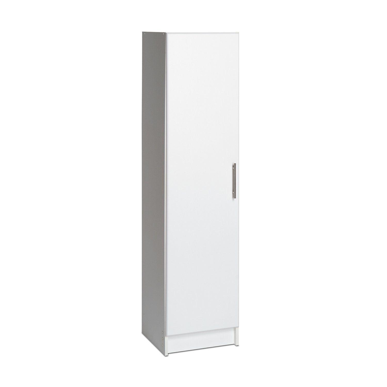Nice Prepac Furniture WEB 1664 Elite Home Storage 16 In Broom Cabinet