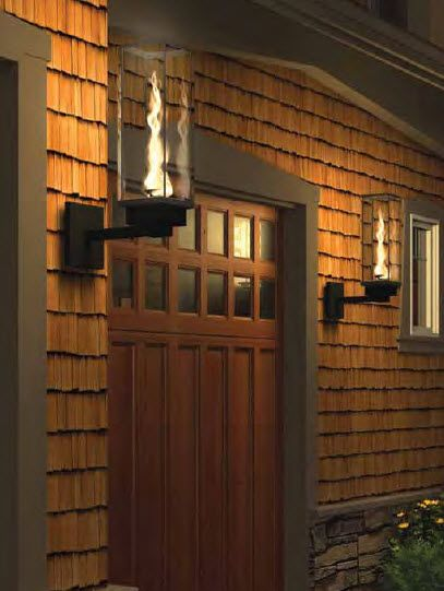 Outdoor Gas Lights Torches Products St Louis Cabin Exterior Colors Gas Lights Exterior Lighting