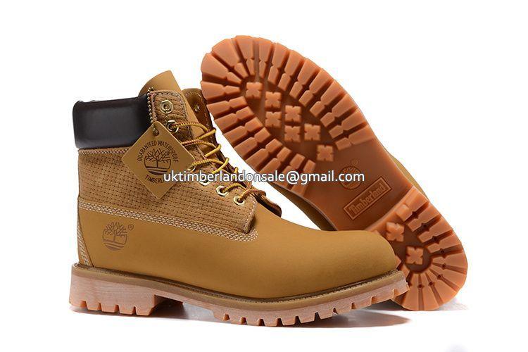 UK Wheat Timberland Women 6 Inch Premium Waterproof Boots