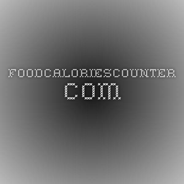 foodcaloriescounter.com