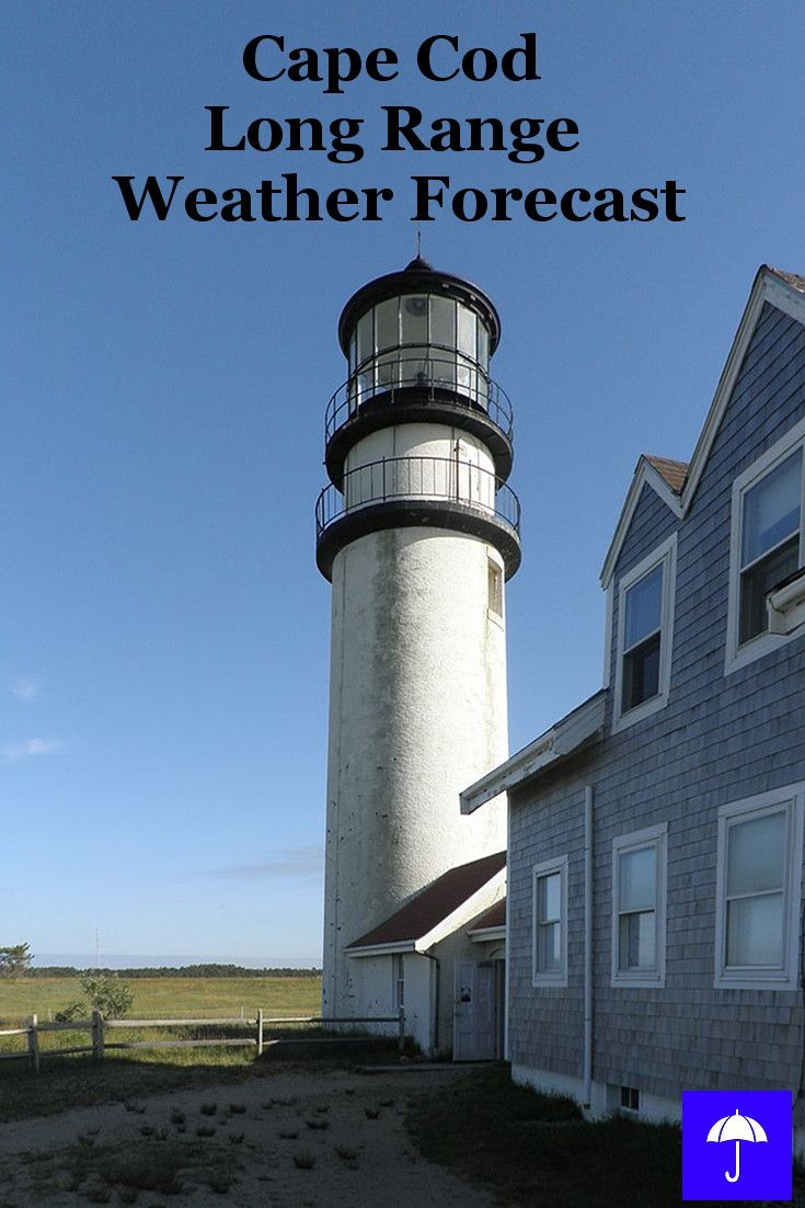 CapeCod Long Range #Weather Forecast  30 days and beyond