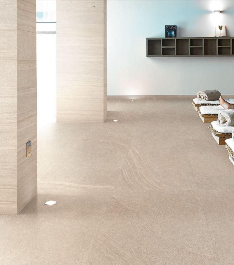 Ergon #Stone Project Sand 30x60 cm 63661R #Feinsteinzeug - alternative zu fliesen in der küche