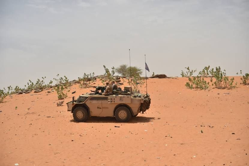 Missie Mali moet het zonder JISTARC doen | 03 | Defensiekrant