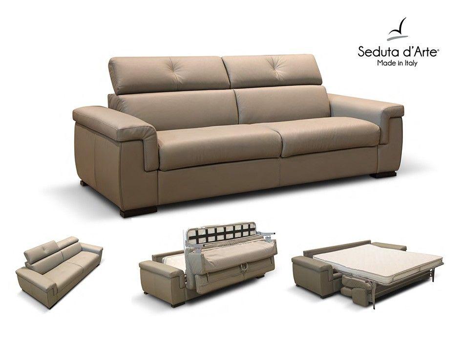 Italian Sofa Bed Giulietta By Seduta D Arte 2 399 00 Modern Sofa Bed Luxury Sofa Bed Italian Sofa