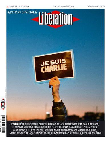 Libération, journal numérique du 11 janvier 2015