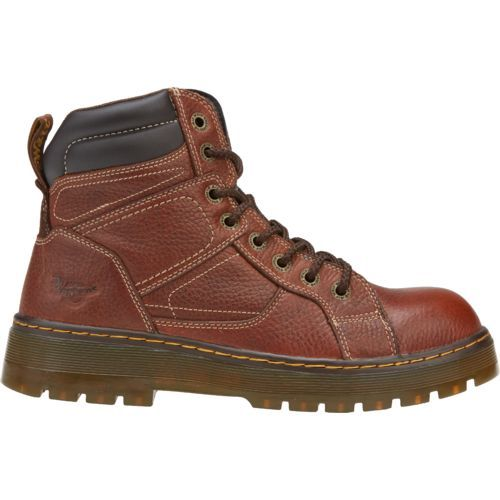 Boots, Steel toe work boots
